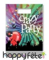 Décoration Crazy party de table, image 4