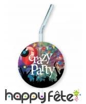 Décoration Crazy party de table, image 5