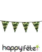 Décorations camouflage pour anniversaire, image 1
