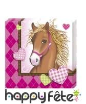 Décorations chevaux pour table d'anniversaire, image 5