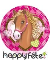 Décorations chevaux pour table d'anniversaire, image 1