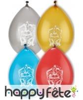 Décos chevaliers pour table d'anniversaire, image 3