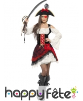 Déguisement chic pirate femme sexy