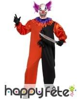 Déguisement clown tueur