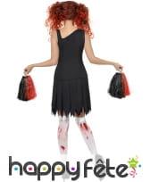 Déguisement cheerleader zombie, image 2