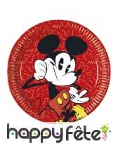Déco d'anniversaire Mickey Mouse vintage, image 1