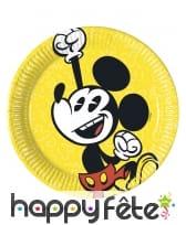 Déco d'anniversaire Mickey Mouse vintage, image 2