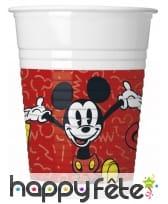 Déco d'anniversaire Mickey Mouse vintage, image 4