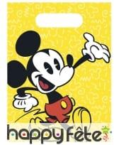 Déco d'anniversaire Mickey Mouse vintage, image 6