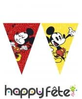 Déco d'anniversaire Mickey Mouse vintage, image 9