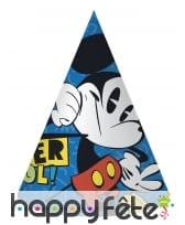Déco d'anniversaire Mickey Mouse vintage, image 10