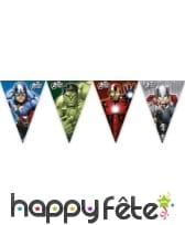 Décoration d'anniversaire Avengers, image 5