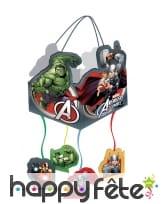 Décoration d'anniversaire Avengers, image 6
