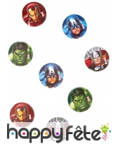 Décoration d'anniversaire Avengers, image 7