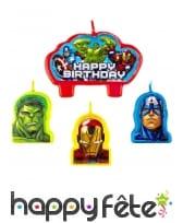 Décoration d'anniversaire Avengers, image 11