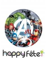 Décoration d'anniversaire Avengers, image 14