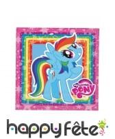 Décoration d'anniversaire My little Pony, image 8