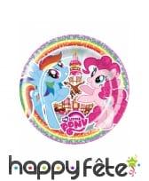 Décoration d'anniversaire My little Pony, image 13