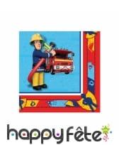 Décoration d'anniversaire Sam le pompier, image 3