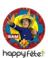 Décoration d'anniversaire Sam le pompier, image 11