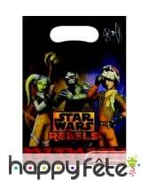 Décoration d'anniversaire Star Wars Rebels, image 3