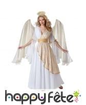 Déguisement d'ange déesse haut de gamme