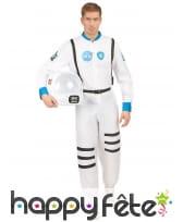 Déguisement d'astronaute de la Nasa pour homme