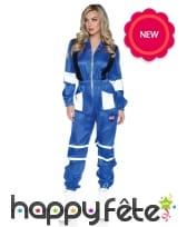 Déguisement d'astronaute pour femme