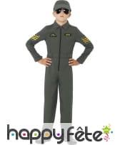 Déguisement d'aviateur pour enfant