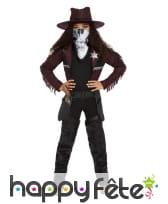 Déguisement de bandit western pour fille, image 1