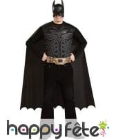 Déguisement de Batman imprimé, pour adulte