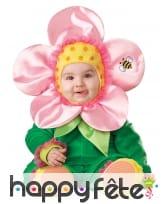 Déguisement de bébé fleur