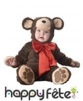 Déguisement de bébé ourson