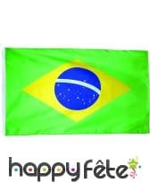 Drapeau du Brésil de 90 x 150cm