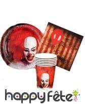 Décoration de cirque halloween pour table, image 2