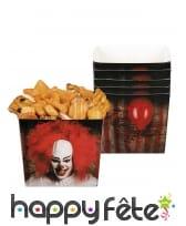 Décoration de cirque halloween pour table, image 3