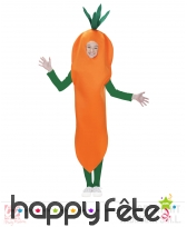 Deguisement de carotte