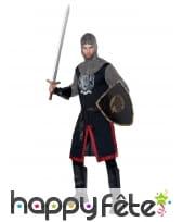 Déguisement de chevalier dragon pour homme, image 2