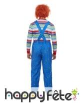 Déguisement de Chucky pour adulte, image 2