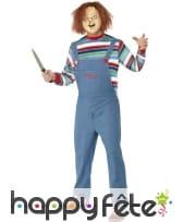 Déguisement de Chucky
