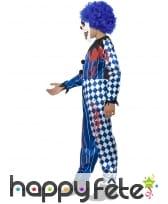 Déguisement de clown maléfique pour enfant, image 2