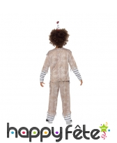 Déguisement de clown vintage pour enfant, image 2