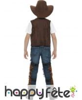 Déguisement de cowboy texan pour enfant, image 1