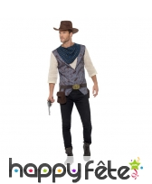 Déguisement de cowboy vagabon