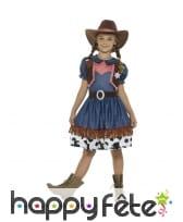 Déguisement de cowgirl texane