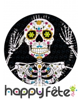 Décos Dia de los muertos pour table de Halloween, image 5