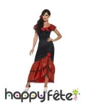Déguisement danseuse de flamenco