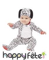 Déguisement de dalmatien pour bébé, image 1