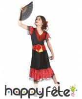 Déguisement de danseuse espagnole pour enfant, image 1