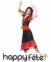 Déguisement de danseuse espagnole pour enfant, image 2
